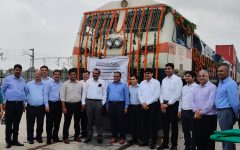 CMA CGM commences weekly scheduled block train from Port Pipavav